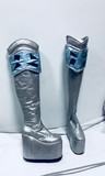 kiss dynasty boots