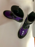 Custom order request for Beast Boy inspired boots and belt