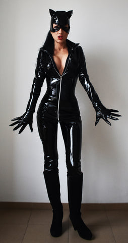 Sexy Cat Woman Costume/ Complete cosplay costume