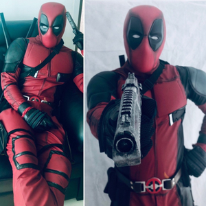 deadpool movie mask
