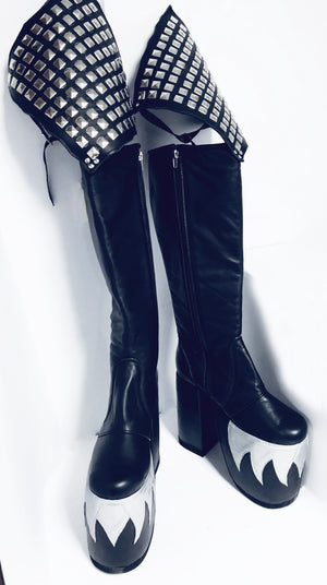 Gene Simmons inspired Boots