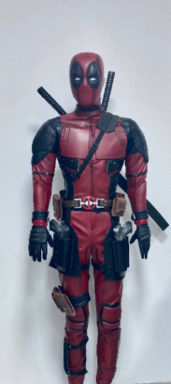 Deadpool 2 movie costume Partytask
