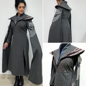 Queen of Dragons coat