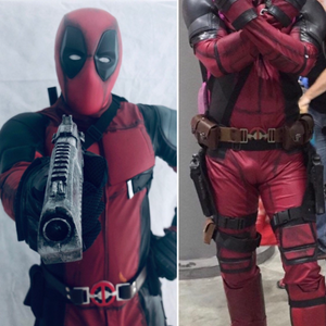 Deadpool PRO movie costume