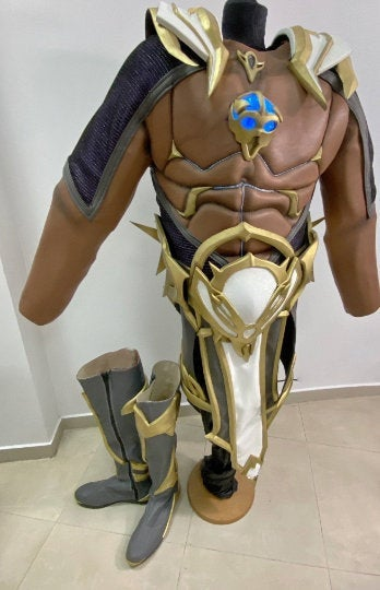 Payment plan for  MK11 Geras cosplay costume/ Mortal KOmbat Geras cosplay costume