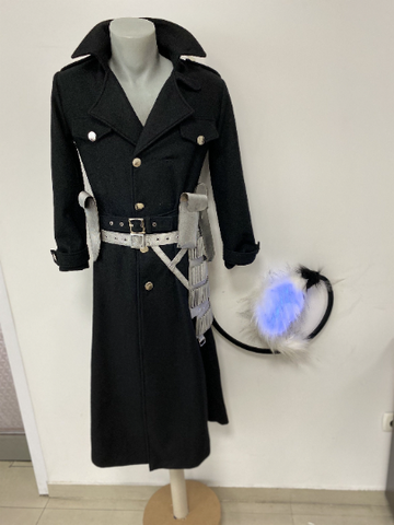 Blue exorcist cosplay costume
