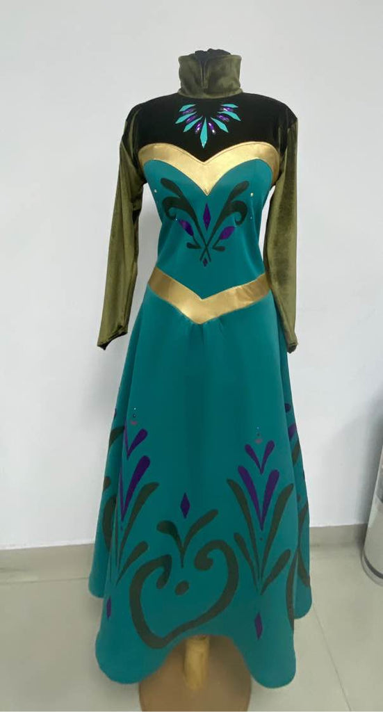 elsa frozen 2 dress