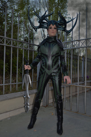 Hela headpiece