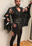 Gene Simmons inspired costume / Demon ladies Costume