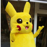 Pokemon Go costume/Pokemon mascot/Pokemon go cosplay costume/Anime Pokemon Go/Chase Pokemon/Pokemon Pikachu