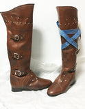 Triss Merigold boots/ Cosplay boots/ Мale and Female Triss Merigold boots/ Cosplay footwear