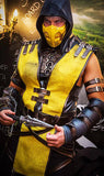 RESERVED Mortal Kombat Scorpion cosplay costume with 3 step payment plan
