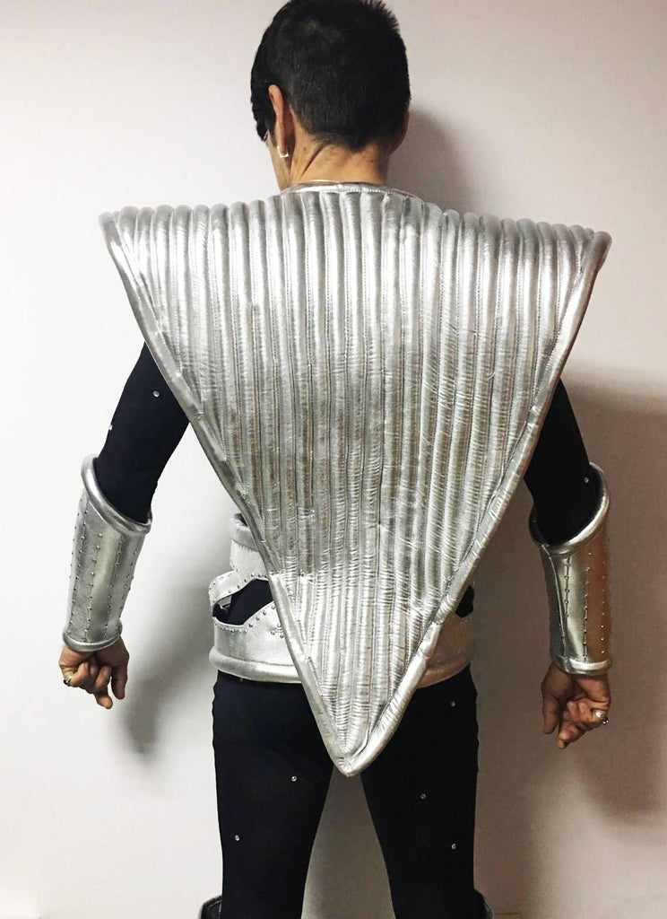 Tommy Thayer Spaceman inspired costume