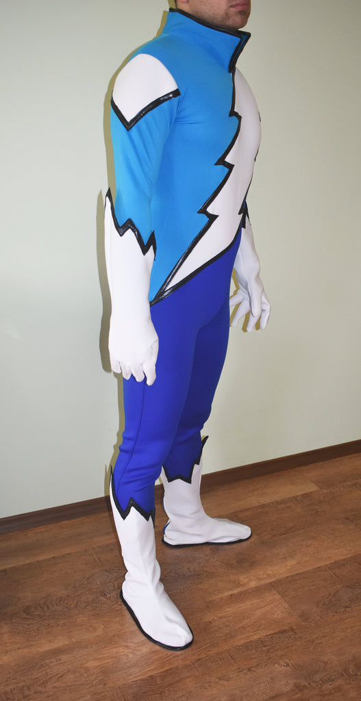 Quicksilver cosplay costume - complete costume