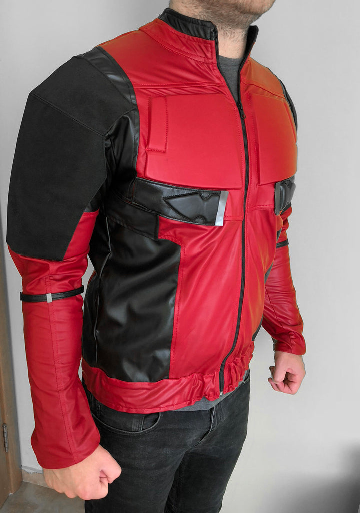 Deadpool top/ Deadpool jacket / Deadpool costume/Deadpool cosplay