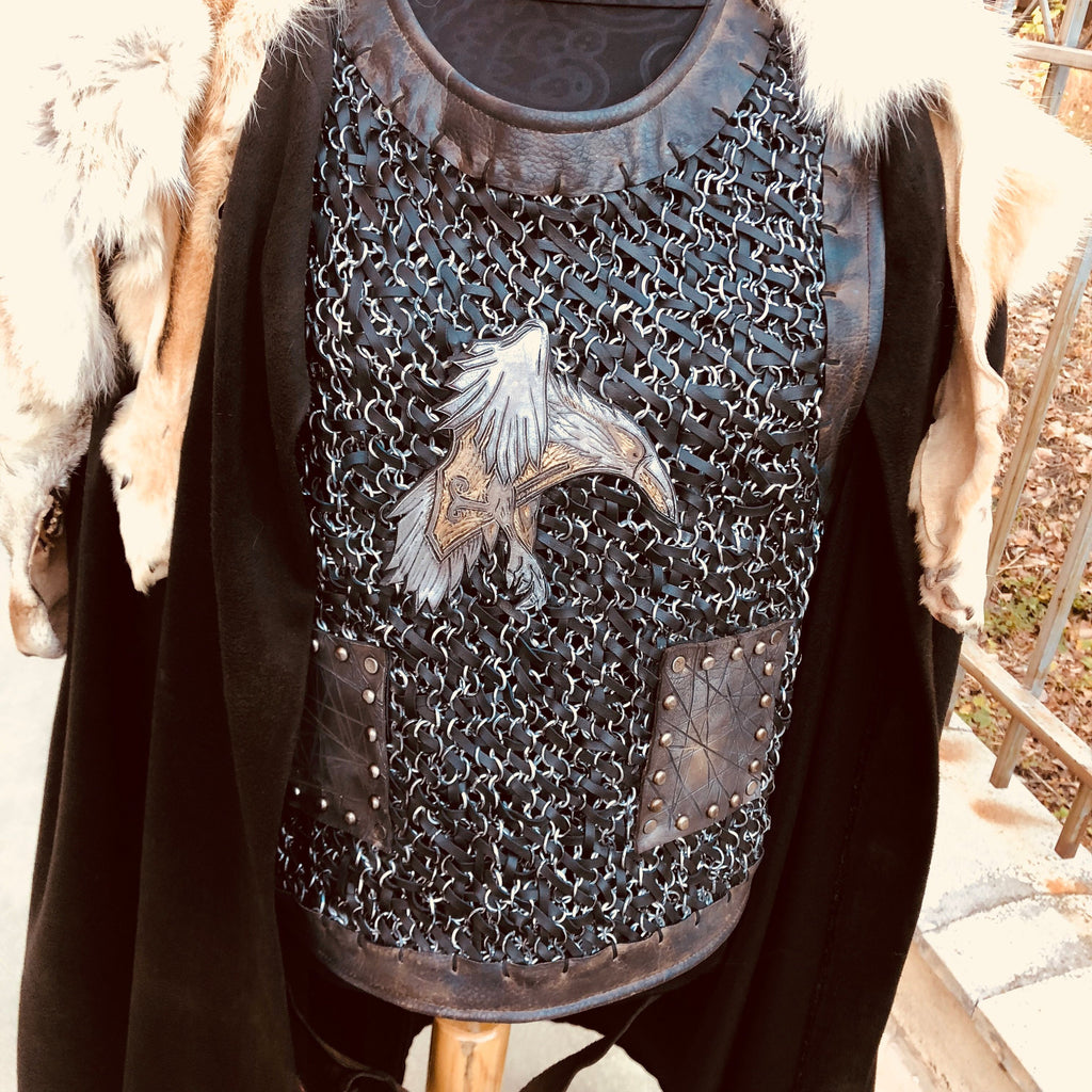 Ragnar Lothbrok custom order for complete costume without footwear