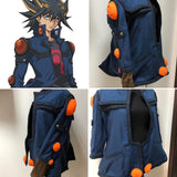 Yusei from Yu-Gi-Oh 5D inspired jacket without tail