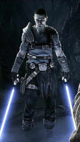 Starkiller custom cosplay