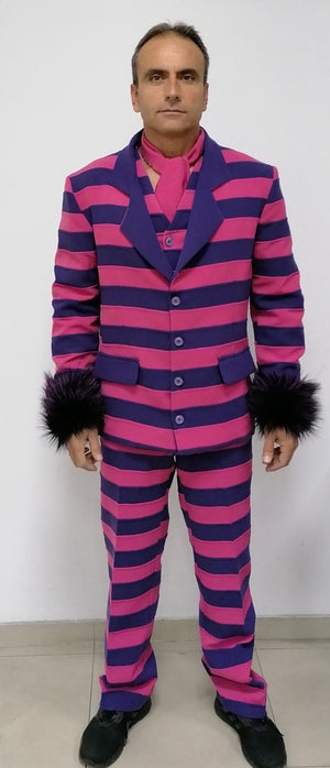 Custom Cheshire cat suit