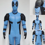 Light blue Deadpool with mask