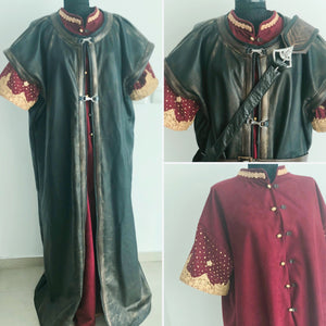 Boromir movie coat