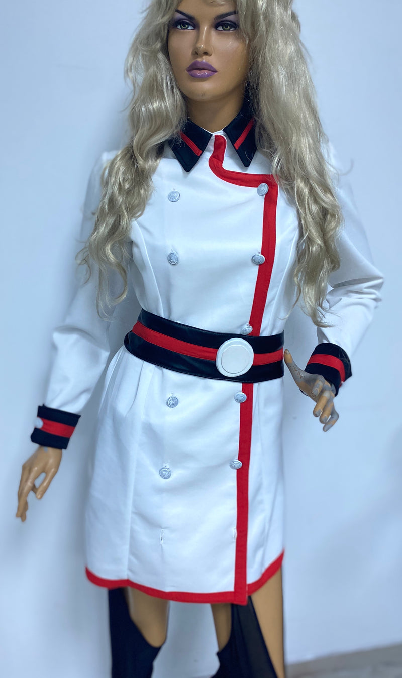 Burnin From Bnha Moe Kamiji My Hero Academy Costume Partytask Boutique