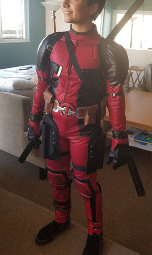 deadpool costume for kids