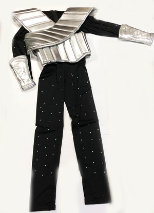 love gun spaceman costume