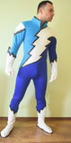 quicksilver cosplay costume