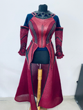 Scarlet witch new costume