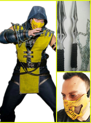 Copy of Mortal Kombat cosplay swords/ MK weapons