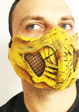 mortal kombat scorpion mask