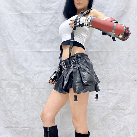 Tifa cosplay costume