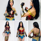 Wonder Woman quality costume