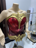 Wonder Woman corset only made to personal measurements