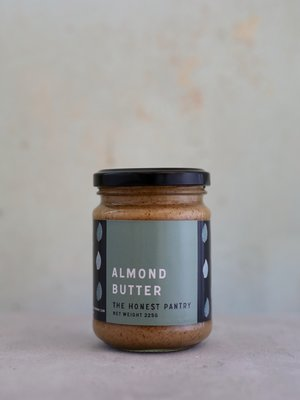 Honest Pantry Co Almonds Butter 225g Spreads Honey and Tahini