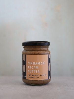 Honest Pantry Co Cinnamon Pecan Butter 225g Spreads Honey and Tahini