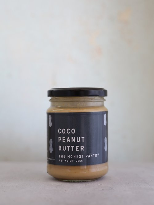 Honest Pantry Co Coco Peanut Butter 225g Spreads Honey and Tahini