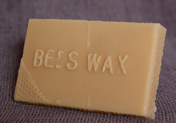 Wattle Grove Beeswax Block 260g Essential Oils & Candles