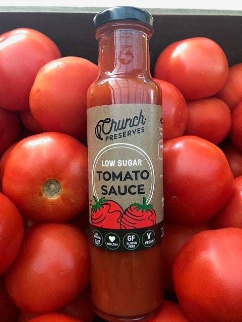 Crunch Preserves Tomato Sauce 300g Sauces & Condiments