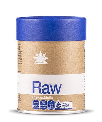 Amazonia Raw Pre-Probiotic 120g Supplements