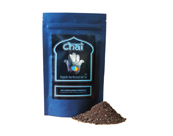 Chai Cardamom Coffee Organic 100g Teas Coffees and Blends