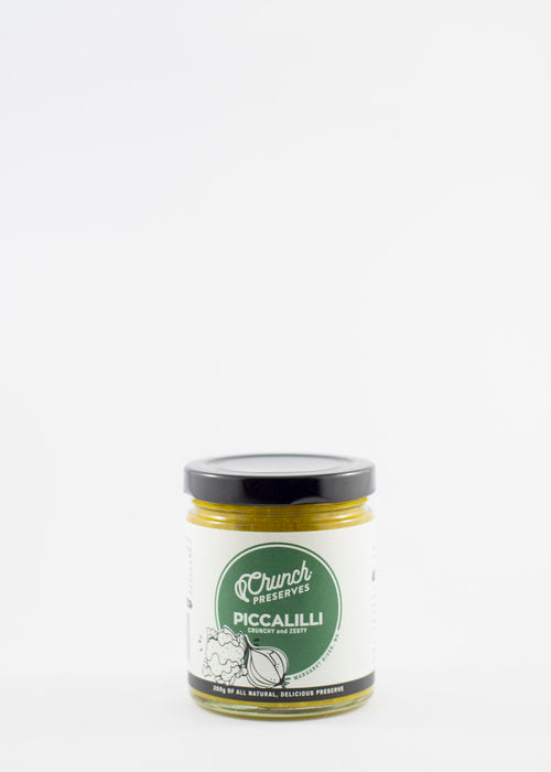 Crunch Preserves Piccalilli 200g Sauces & Condiments