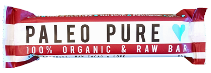 Paleo Pure Raw Bar With Cherry & Cacao 45G