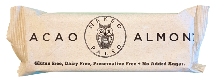 Naked Paleo Cocoa Almond Bar