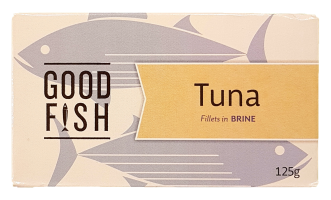 Good Fish Tuna in Brine- Can Canned Products
