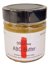 99th Monkey ABC Butter 200g Spreads Honey and Tahini