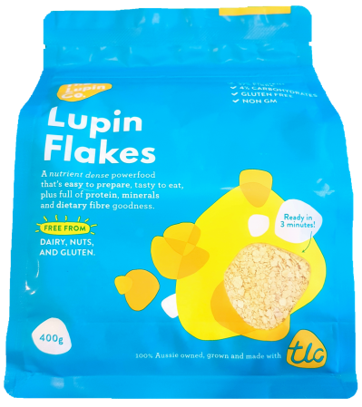 The Lupin Co. Lupin Flakes 400G