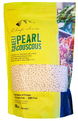 Chefs Choice Israeli Pearl Cous Cous 500g Grains