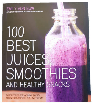 100 Best Juices, Smoothies and Snacks Books